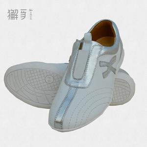 獬豸正品 简约练功鞋 2014新款轻便无鞋带功夫鞋秋冬师傅鞋